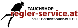 Tauchsport regler-service-Logo